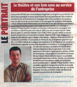 Article - Journal du Palais - Janvier 2013